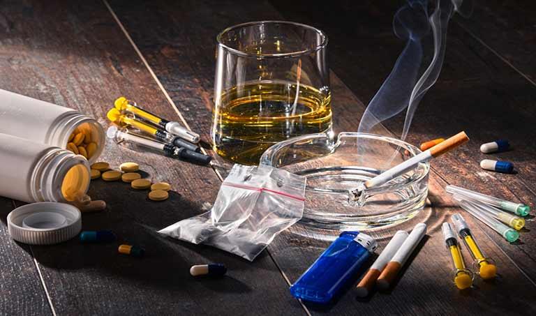 مبانی نظری و پیشینه تحقیق اعتیاد و مواد مخدر