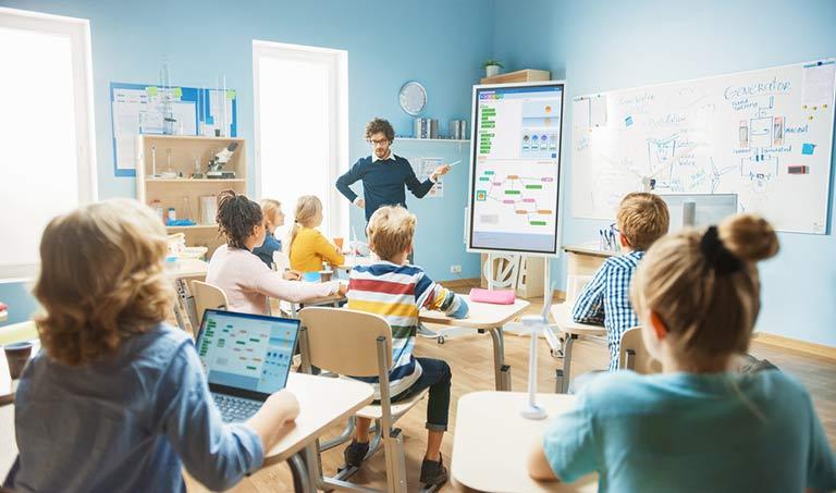 مبانی نظری و پیشینه تحقیق هوشمند سازی مدارس