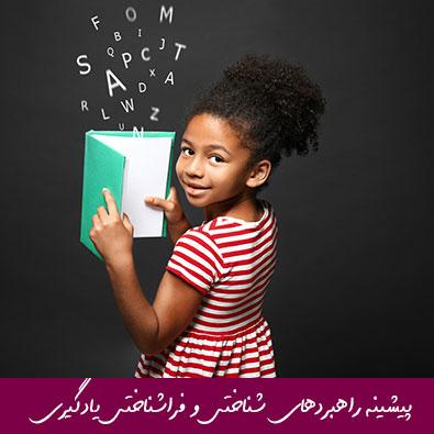 مبانی نظری و پیشینه راهبردهای شناختی و فراشناختی یادگیری
